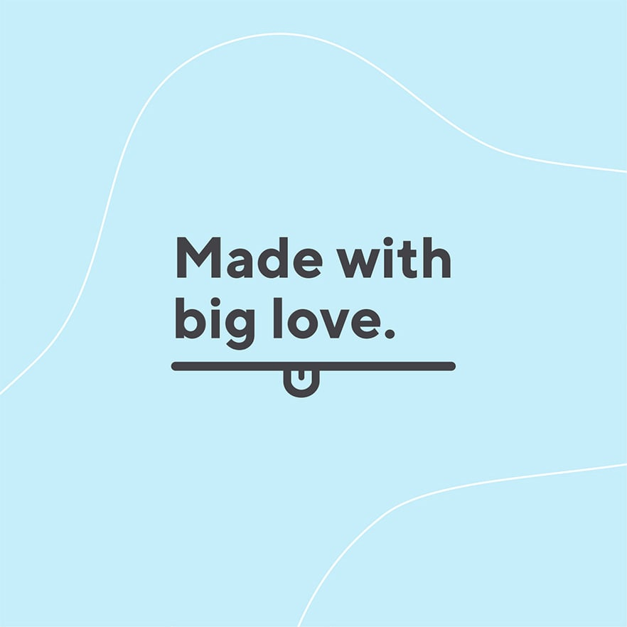 made with big love